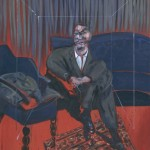 Seated Figure 1961 by Francis Bacon 1909-1992
