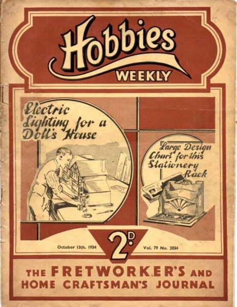 Hobbies weekly 1